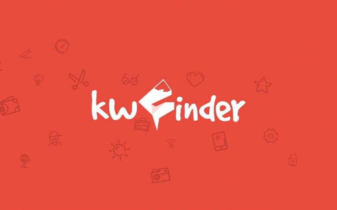 KWFinder: Avis sur l'outil de recherche de mots clés SEO 2021