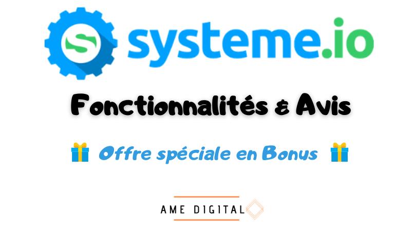 Systeme.io Avis: Outil Marketing Tout-En-Un «Le ClickFunnel Français»